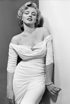 """Curvy - I am disturbed by the fact that this word """"curvy"""", which actually applies to the particular female shape worn by the likes of Marilyn Monroe, has been co-opted to mean something else."""