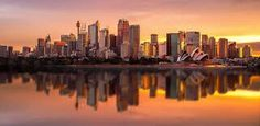 Wonder why Sydney is such a popular tourist destination? Here are the Top 10 Reasons why you should have your Honeymoon in Sydney. Sydney Skyline, New York Skyline, Sydney New South Wales, Australia Pictures, Visit Sydney, Manly Beach, Adventures By Disney, Sydney Australia, Haiku