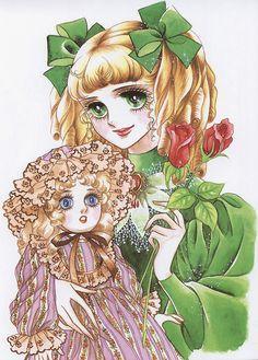 Ikeda Riyoko — Oniisama e Art Manga, Art Anime, Manga Anime, History Of Manga, Anime Lineart, Real Anime, Grunge Art, Girls Anime, Anime Princess