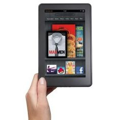 """Kindle Fire, Full Color 7"""" Multi-touch Display, Wi-Fi by Amazon Digital Services - Movies, apps, games, music, reading and more"""