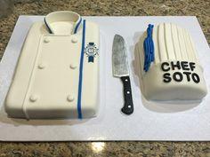 Lecordon bleu culinary school graduation.