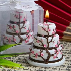 Cherry Blossom cake -  Lizzy wants this for her birthday