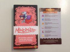 JRamónELE: Mi colección de juegos para la clase 3: Mindmaze