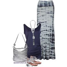 A fashion look featuring Billabong skirts, Lucky Brand sandals and Witchery handbags. Pretty colors & Accessories.