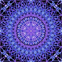 Beads of Light Mandala