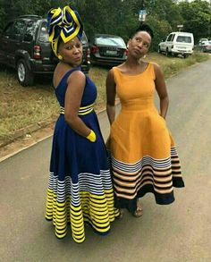 Pin by CholcholcholkeChol on African Fashion in 2019 African Print Dresses, African Print Fashion, Africa Fashion, African Fashion Dresses, African Dress, Dress Fashion, Xhosa Attire, African Attire, African Wear