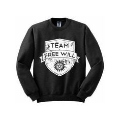 Supernatural Sweatshirt S-2xl Team   Will Sam Dean Castiel Winchester... ($26) ❤ liked on Polyvore featuring tops, hoodies, sweatshirts, grey, women's clothing, grey hoodie sweatshirt, gray hoodie, sweatshirt hoodie, hoodie sweatshirts and hoodie shirt