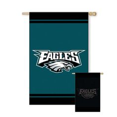 Project your pride! with the #Eagles 28''x 44'' Fiber Optic Flag $44.97