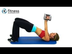 Lean & Strong - Strength Training and Toning Workout for Fat Loss