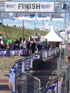 Zoutelande, Kustmarathon 2016, Finish It Is Finished