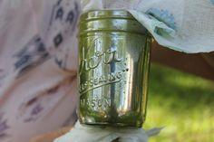 DIY Mercury Glass Mason Jar http://www.thenestednook.com
