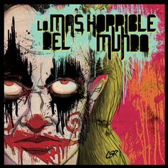 LO MAS HORRIBLE DEL MUNDO album cover