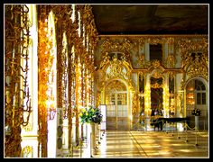 St Catherine the Great's Palace, Russia