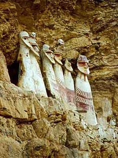 cloud people of peru | The Chachapoyas Culture of Peru | WeirdSciences