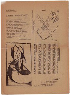 Dada Periodicals - Dada - Tristan Tzara