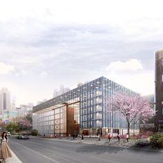 Architects for Urbanity projeta novo equipamento de acolhimento a famílias e…