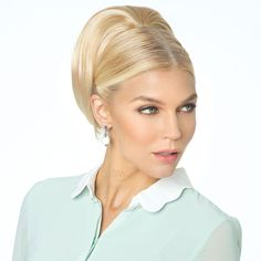 Customer Review for the Volume Bump Hairpiece from Revlon Hairpieces here