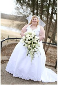 Drop the Wedding Diet: Why I Decided to be a Fat Bride | theprettyplus
