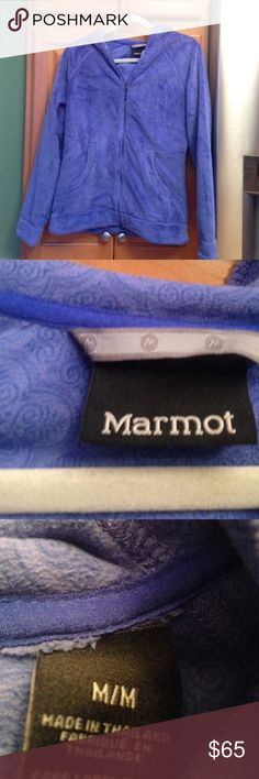 Marmot fleece jacket Ladies M Excellent condition. Worn once. Marmot Jackets & Coats