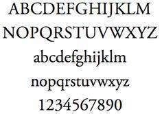 Bembo: 1496 by Francesco Griffo. Best Serif Fonts, Serif Typeface, Times New Roman, Roman Video, Type Design, Web Design, Graphic Design, Garamond Font, Culture