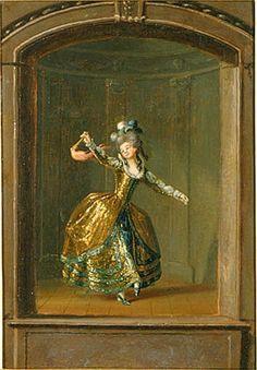 Ulrika Eleonora von Fersen, 1749-1810, g. 1. von Höpken 2. von Wright