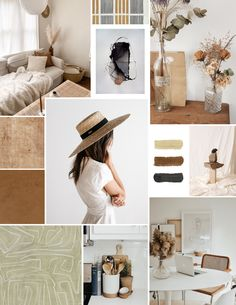 Interior trend - Interior trends 2020 Mindful living for urban dwellers – Interior trend Mood Board Interior, Home Interior Design, Moodboard Interior Design, Simple Interior, Interior Office, Cafe Interior, Interior Color Schemes, Latest Design Trends, Brown Interior