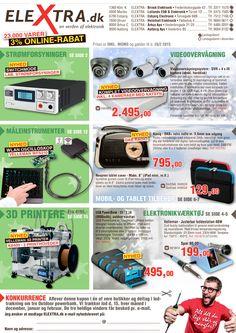 ELEXTRA.dk | Elektronik tilbudsavis