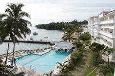 Beautiful Couples Tower Isle, Ocho Rios, Jamaica. Basically our same view from our room, as well as the Caribbean sea and tower isle! :)