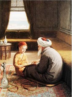 Last night my teacher taught me the lesson of poverty. Having nothing and wanting nothing. Cultural Architecture, Art And Architecture, Islamic Paintings, Indian Paintings, Islamic World, Islamic Art, Rumi Books, Arabian Art, Buch Design