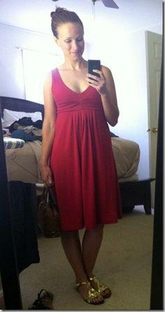 @Teri Zawrotny looking fabulous in our Elusive Dress!