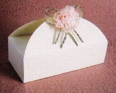 Подарочные коробки своими руками