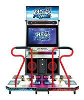 Pump It Up Prime Dance Arcade