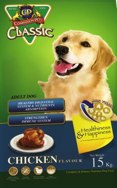 CP Classic Dog Food - Chicken Buy Online or Call : +971-52-6923428