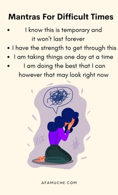 Positive Affirmations For Anxiety, Positive Affirmations Quotes, Self Love Affirmations, Morning Affirmations, Affirmation Quotes, Mantras For Anxiety, Positive Quotes For Life Motivation, Family Prayer, Morning Mantra