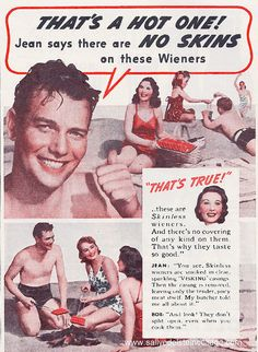 Come on... even in the 1940s someone had to know this was wrong.