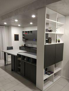 Cucina LUBE a Brescia modello Martina polimerico lucido. APERT ...