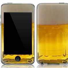 Iphone beer cover