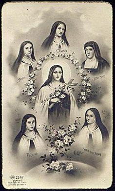 Sister Marie Celine | ... sister agnes of jesus raffy rayos marie guerin sister marie of the