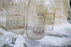 Vintage Bottle Labels