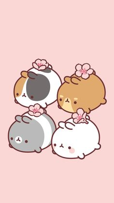 1121 Best Molang Images In 2019 Molang Cute Drawings