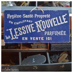 Ipso Factory — Ancien Carton Publicitaire 1900