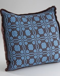 Gallipoli cashmere cushion cover