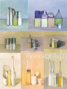 Giorgio Morandi by comteskyee.deviantart.com