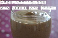 Hazelnootmousse van Roger Van Damme
