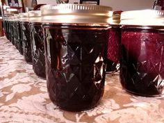 Southern Forager: Elderberry Syrup Canning Recipe!