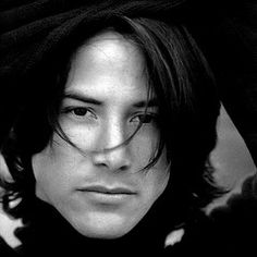 Vintage French Soul ~ Black and white photography man portrait Keanu Reeves Kino Movie, Kino Film, Pretty People, Beautiful People, Keanu Charles Reeves, Keanu Reeves Young, Hollywood, Hommes Sexy, Good Looking Men