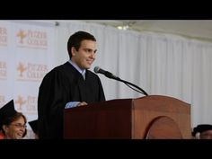 Obama's Speechwriter/Stand-Up Comedian, Jon Lovitt Gives A Graduation Speech we all wish had been offered to our kids