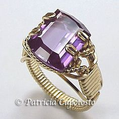 Classic Prong Ring | JewelryLessons.com