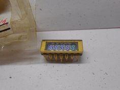 10 X Rot 1.4cm 2 Zahl Sieben 7 Segment Display Gemeinsame Anode Led