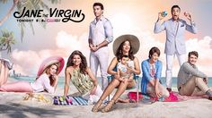 """""""Life's a beach…Jane's life is at least! Watch a new episode of #JaneTheVirgin TONIGHT at 9/8c!"""""""